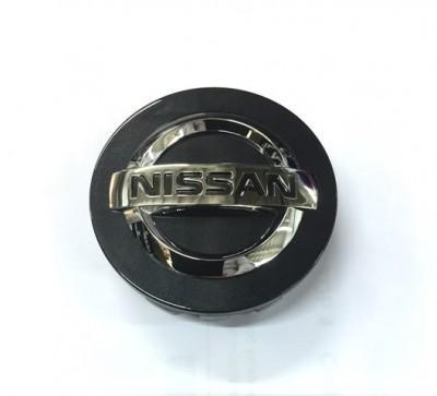 Nissan Centre Cap, Grey Alloy Wheel