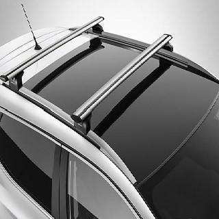Nissan Qashqai (J11E/B) Cross Bars for Roof Railing