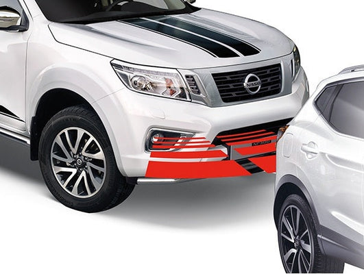 Nissan Front Parking System