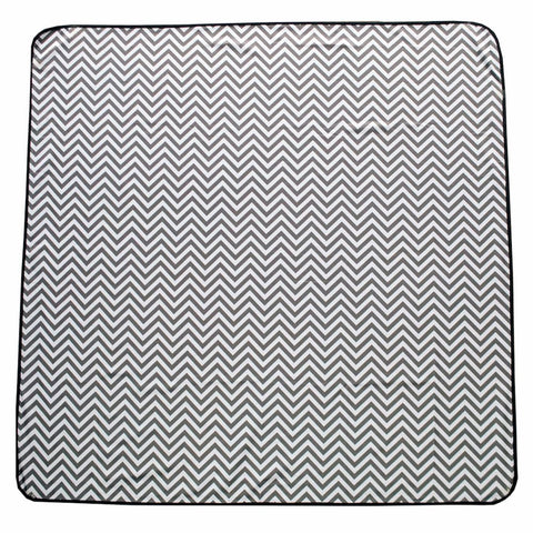 Square Splat Mat for Under Baby high Chairs, Washable, Anti-slip, Waterproof Splash mat, 130cm/51""