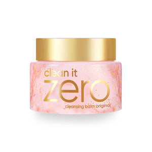 Clean It Zero Cleansing Balm Original, Marble Edition