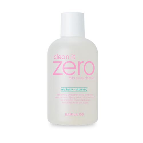 Clean It Zero Mild Body Cleanser