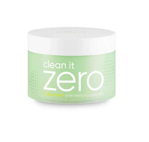 Clean It Zero Toner Pad Pore Clarifying