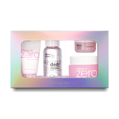 Dear Hydration Skin Starter Set