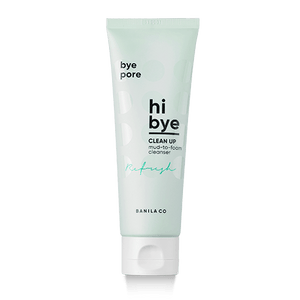 Hi Bye Clean Up Mud-To-Foam Cleanser