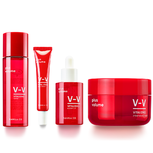 VV Vitalizing Skincare Routine bundle