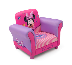 Upholstered Chair - Minnie Mouse