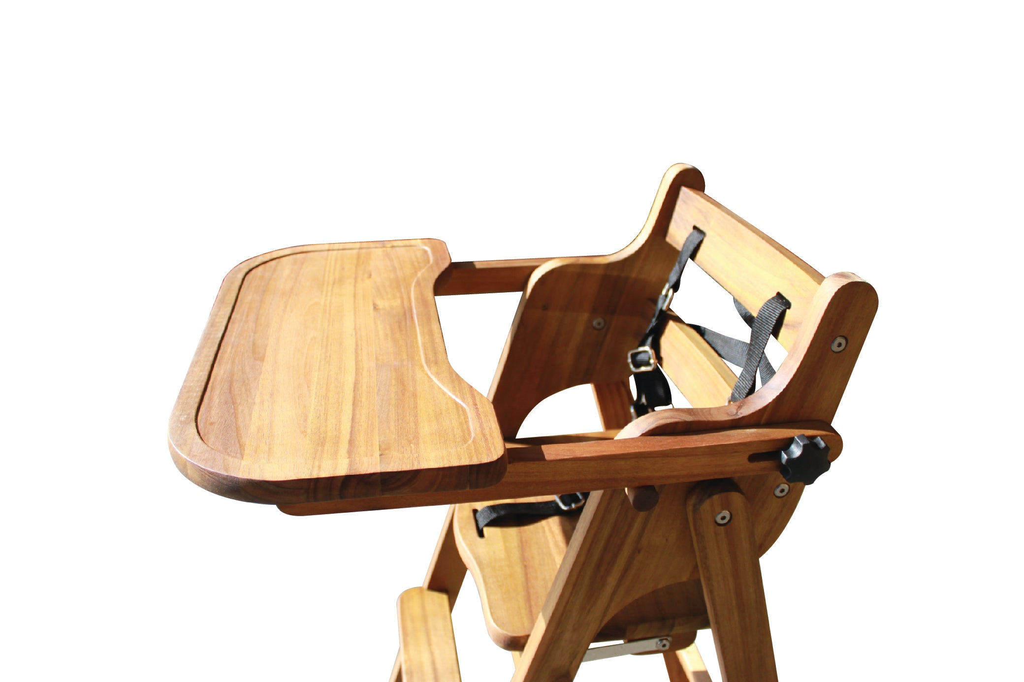 Baby High Chair (Acacia)