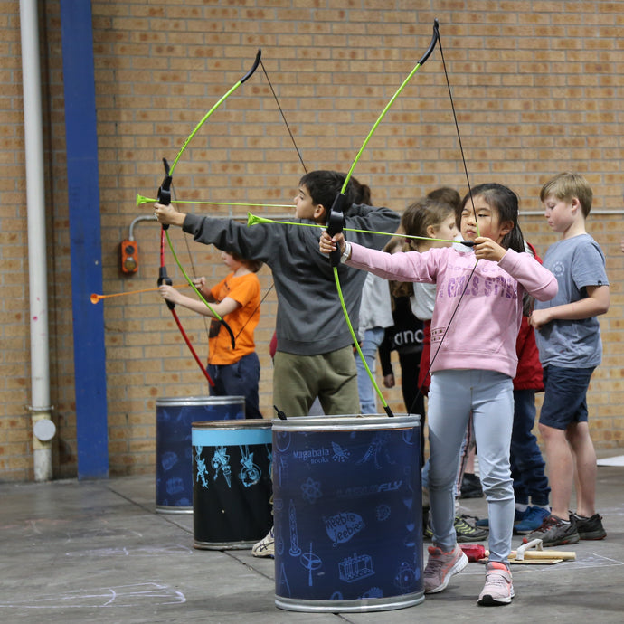 Vicious Vikings | School Holidays Workshop | Tuesday 19th January 2021