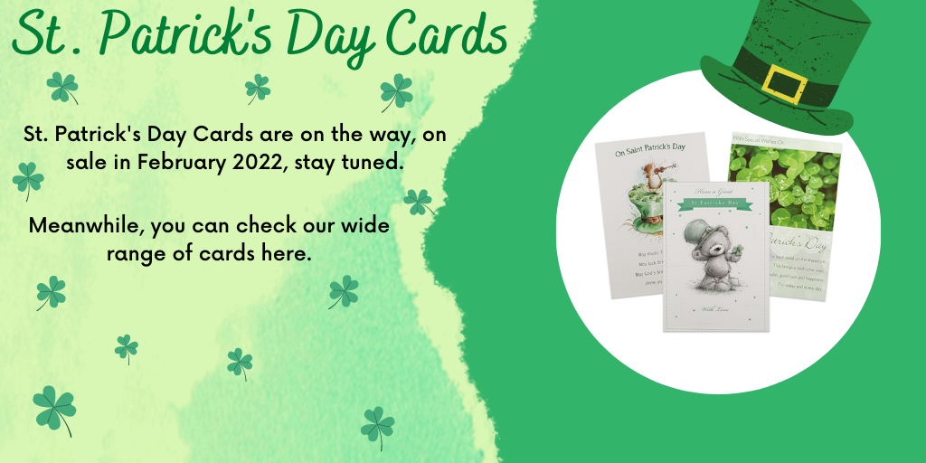 St. Patrick's Day Cards | Greeting Cards Online Ireland