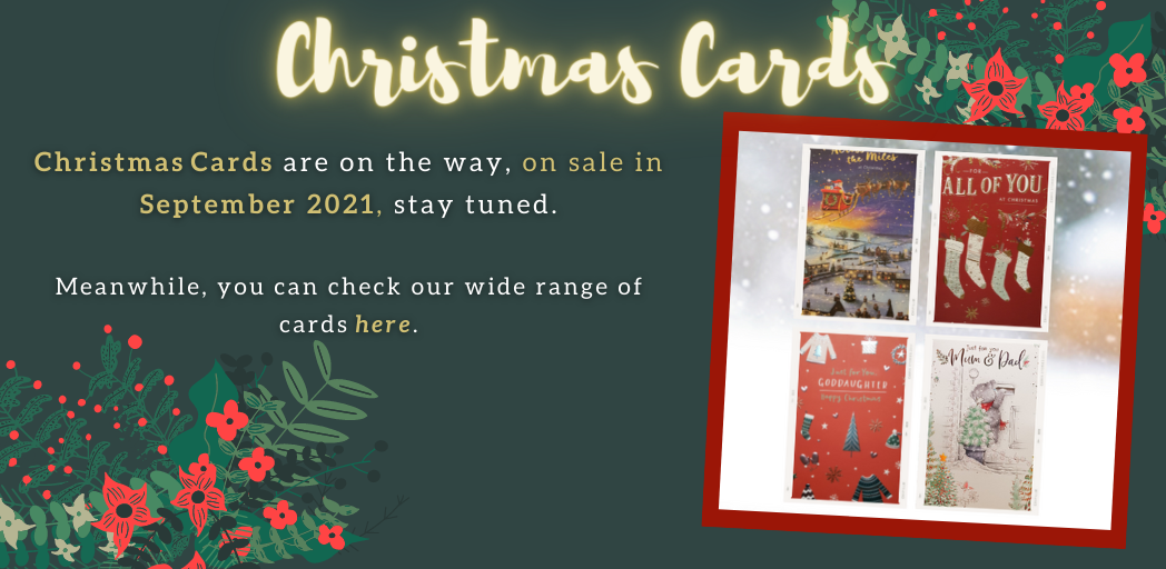 Sympathy Christmas Cards | Greeting Cards Online UK