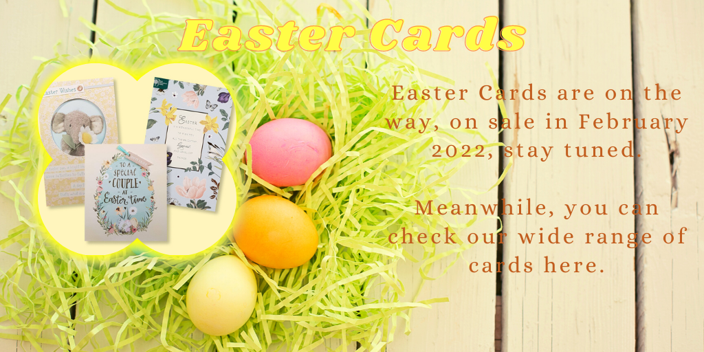 Easter Cards | Greeting Cards Online Ireland