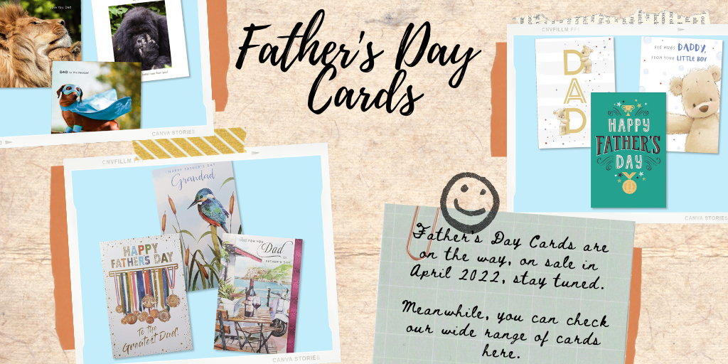 Dad Father's Day Cards | Greeting Cards Online Ireland