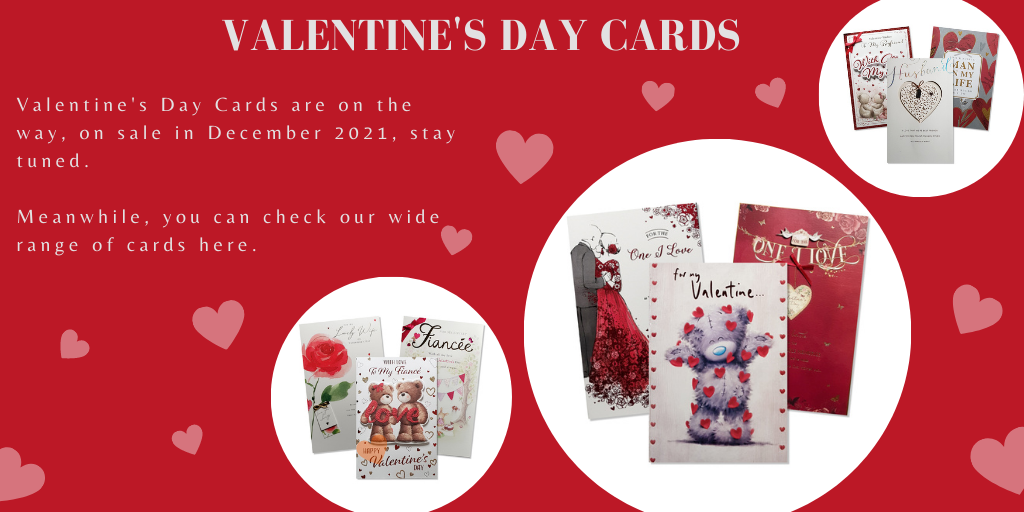 Sister Valentine's Day Cards | Greeting Cards Online Ireland