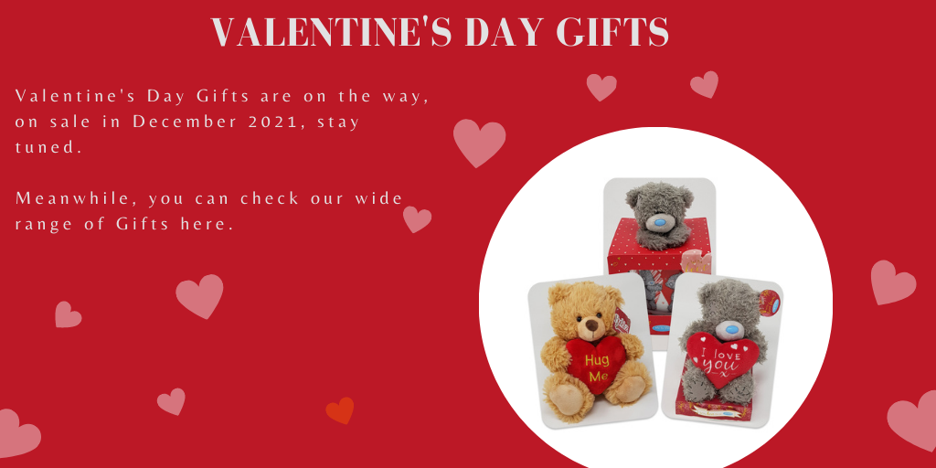 Valentine's Day Gifts   Greeting Cards Online Ireland