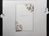 Thank You Card - Bunch Of White Roses
