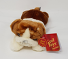 Soft Toy - Cute Bulldog Puppy