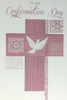 Confirmation Card - Cross With Celtic Ornaments (Girl)