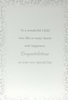 Communion Card - Congratulations On Your Very Special Day (Nephew)