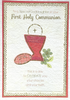Communion Card - To A Special Goddaughter
