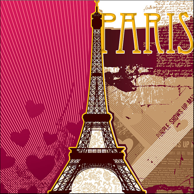 10542427 Paris Eiffel Tower, available in multiple sizes