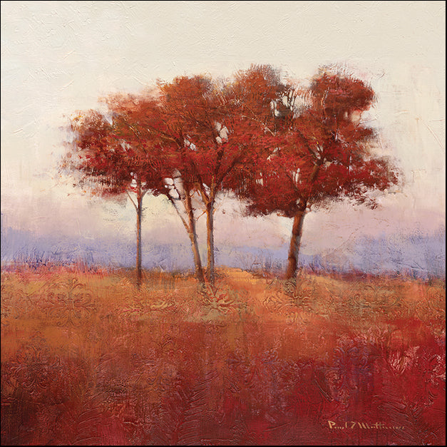 12295gg Autumn Morning II, by Paul Mathenia, available in multiple sizes