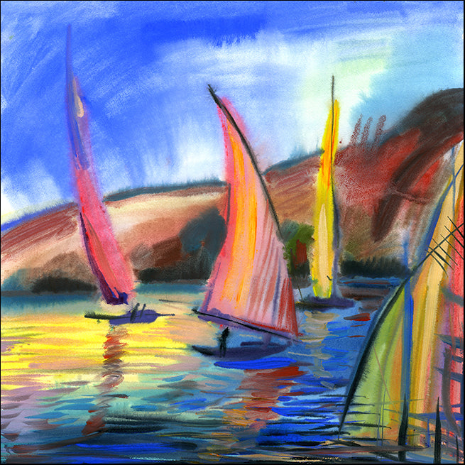 12392781 Sailing Regatta, available in multiple sizes