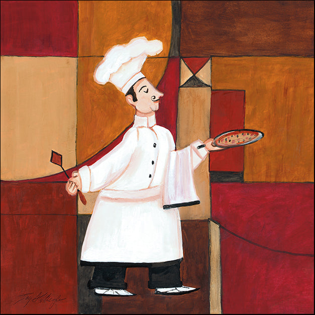 12804gg Sous Chef I, by Joy Alldredge, available in multiple sizes