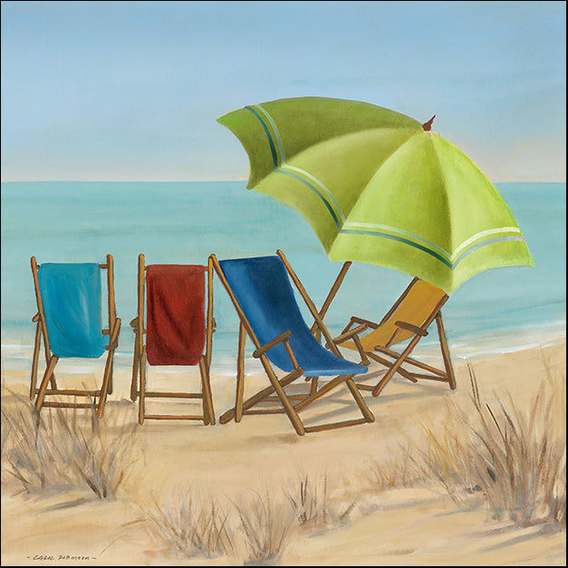 13333gg Four Summer II, by Carol Robinson, available in multiple sizes