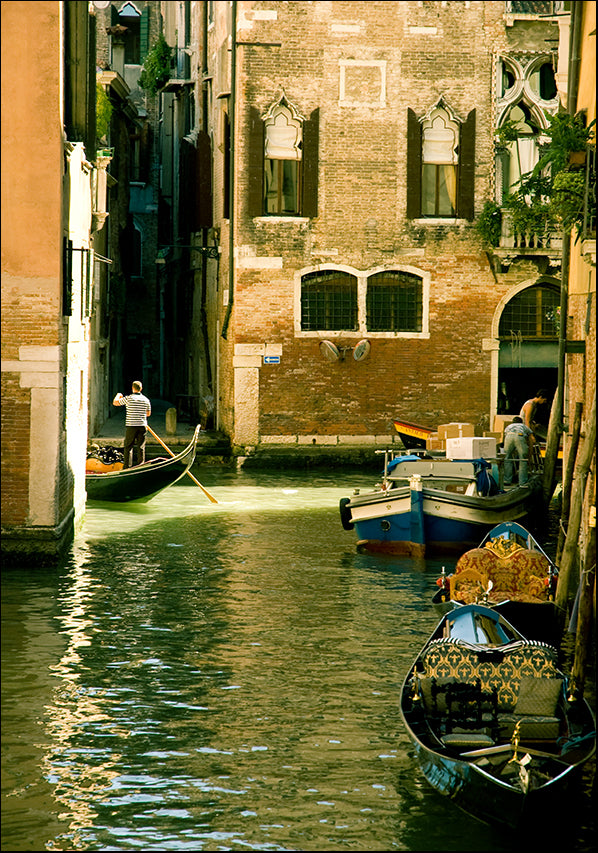 13562491 Venice canal, available in multiple sizes