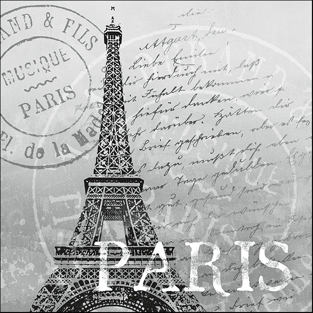 14479gg Paris, by Conrad Knutsen, available in multiple sizes