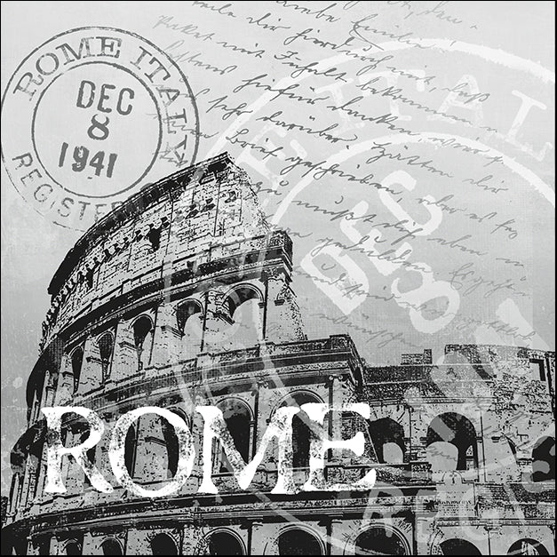 14480gg Rome, by Conrad Knutsen, available in multiple sizes