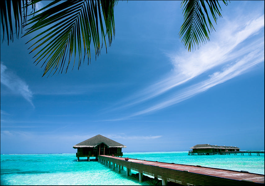 15702964 Maldives resort , available in multiple sizes