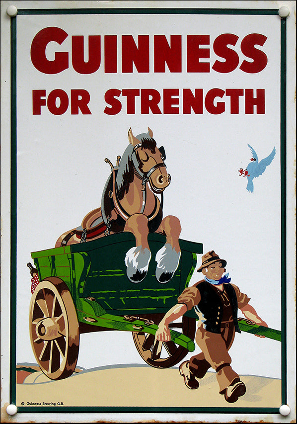16171026 Guinness for strength, available in multiple sizes