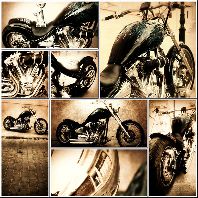 16477775 Motorbike, available in multiple sizes