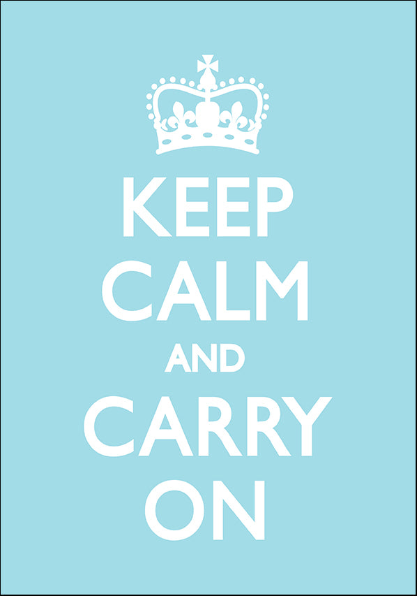 18201692 Keep Calm & Carry on , available in multiple sizes