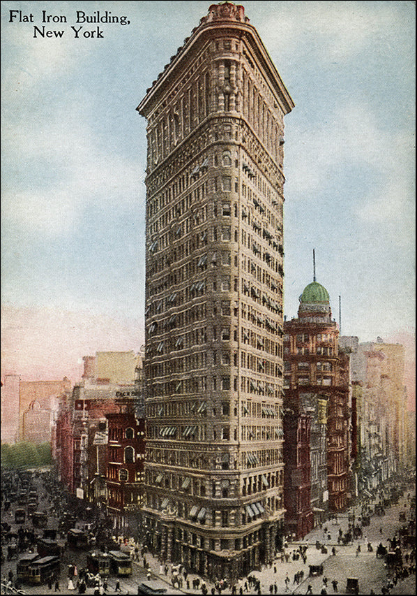 20234190 Flat Iron Building New York, available in multiple sizes
