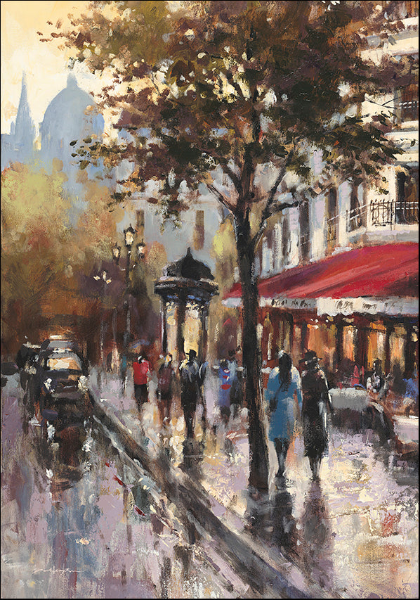 AB1977 Avenue Des Champs Elysees 1, available in multiple sizes