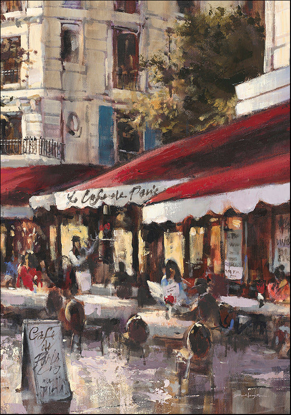 AB1978 Avenue Des Champs Elysees 2, available in multiple sizes
