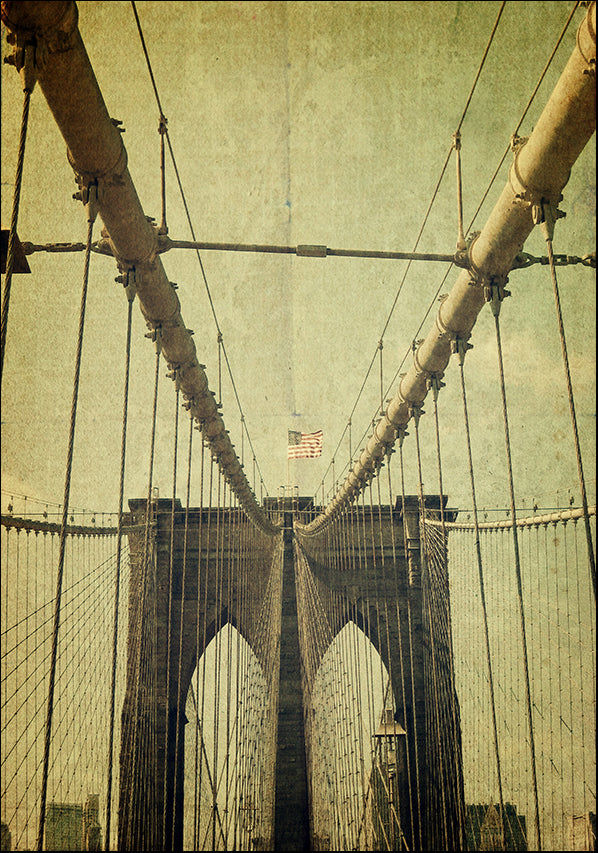 24377705 Brooklyn Bridge, available in multiple sizes