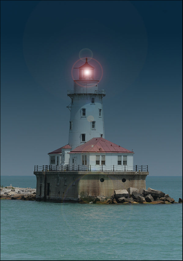 3443271 Lighthouse beam, available in multiple sizes