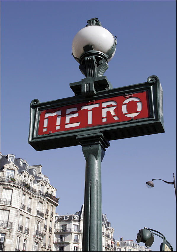 4072495 Paris Metro, available in multiple sizes