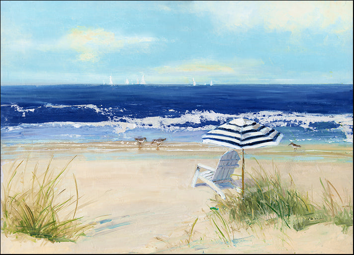 40780gg Beach Life II, by Sally Swatland, available in multiple sizes