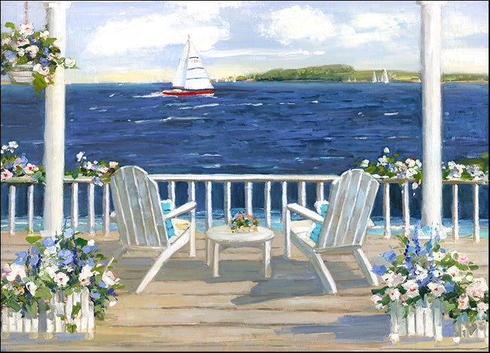 41499gg Summer Sail, by Sally Swatland, available in multiple sizes