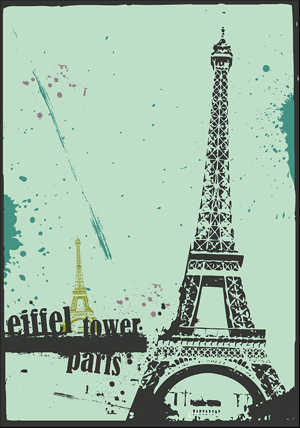 4278853 Eiffel Tower Paris, available in multiple sizes
