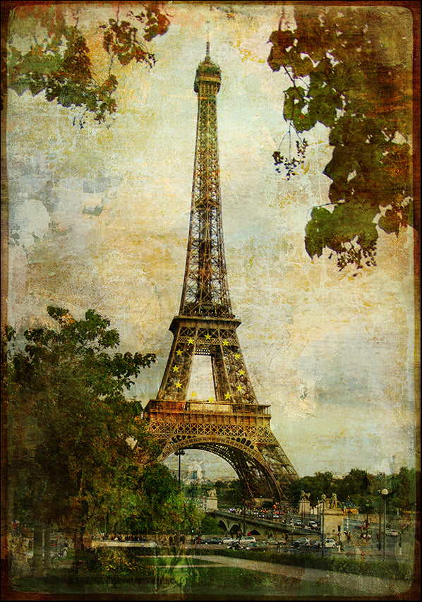 7484385 Eiffel Tower Paris Views, available in multiple sizes