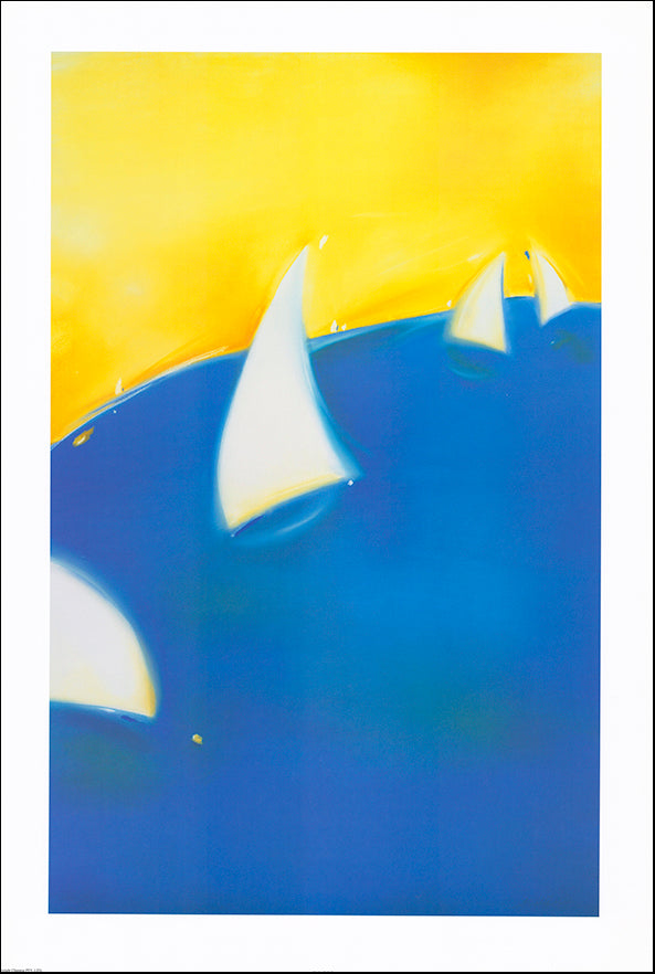 AAC JP004 Under Sail 2 by Jennifer Penglaze 61x90cm on paper