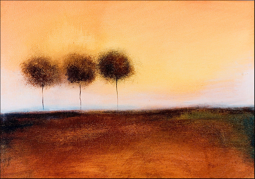 AADT82794029 Abstract trees, available in multiple sizes