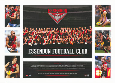 AFL Essendon Football Club 50x70cm paper - Chamton