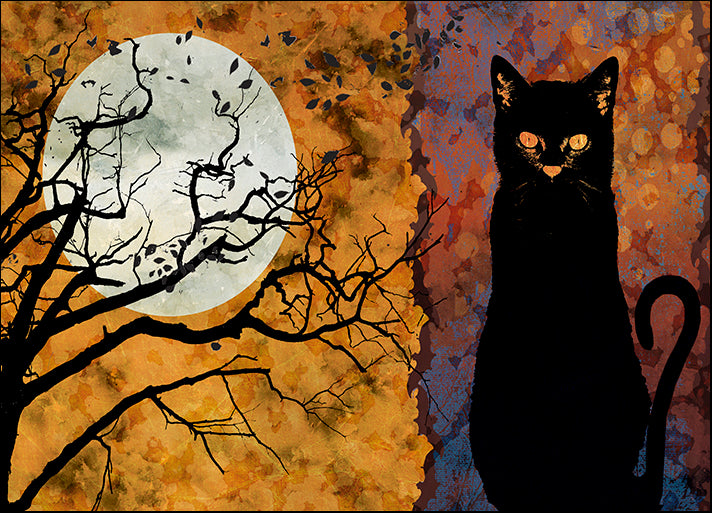 ALIZOE110196 All Hallow's Eve I, by Art Licensing Studio, available in multiple sizes
